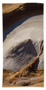 Point Lobos Abstract 3 Beach Towel