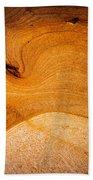 Point Lobos Abstract 8 Beach Towel