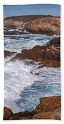 Point Lobos Surf Beach Towel