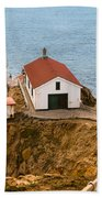 Point Reyes Beach Towel