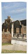 Pompeii 3 Beach Towel