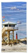 Ponce Inlet Scenic Beach Towel