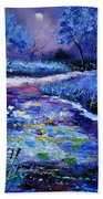 Pond 563111 Beach Towel