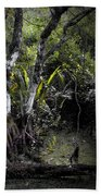 Pond Apple Beach Towel