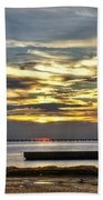 Pontchartrain Sunset Beach Towel