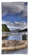 Pontsticill Reservoir 2 Beach Towel