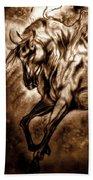 Pony Express Beach Sheet