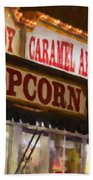 Popcorn Beach Towel
