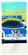 Porsche 956c - 118 Beach Towel