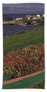 Port Ballintrea Beach Towel