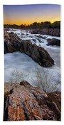 Potomac Rush Beach Towel