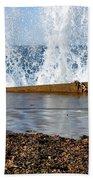 Power Of The Sea Beach Towel