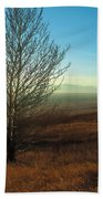 Prairie Autumn 5 Beach Towel