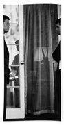 President John Kennedy And Robert Kennedy Beach Towel