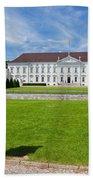 Presidential Palace Berlin Germany Beach Towel