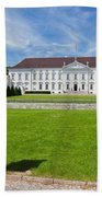 Presidential Palace Berlin Germany Beach Sheet