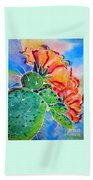 Prickly Pear Beach Towel
