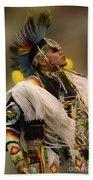 Pow Wow Native Pride 2 Beach Towel