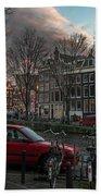 Prinsengracht 791. Amsterdam. Beach Towel