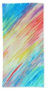 Prismatic Shore Beach Towel