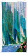 Prisms Beach Towel