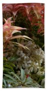 Profusion Of Floral Beauty Beach Towel