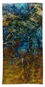 Prophecy Beach Towel by Christopher Gaston
