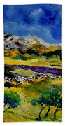 Provence 452121 Beach Towel