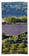 Provence Farmland Beach Towel