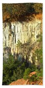Providence Canyon State Park Beach Towel