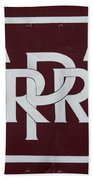 PRR Beach Towel