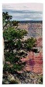 Psalm 68 - Grand Canyon Beach Towel