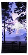 Psalm 85 Beach Towel