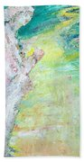 Psychedelic Hitchhiker Beach Towel