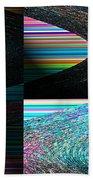 Psychedelic II Beach Towel