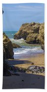 Pt Reyes National Seashore Beach Towel