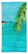 Puerto Plata Beach  Beach Towel