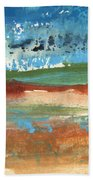 Puicheric 03 Beach Towel