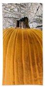 Pumpkin Patch - Photopower 1563 Beach Towel