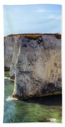 Purbeck - Dorset Beach Towel by Joana Kruse