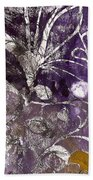 Purity Is Passion Beach Towel