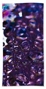 Purple Fusion Beach Towel