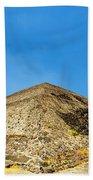 Pyramid Of The Sun Beach Towel