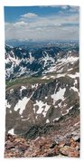 Quandry Peak 14264 Beach Towel