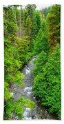 Quartz Creek Beach Towel