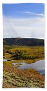 Quartz Lake Recreation Area Beach Towel