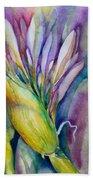 Queen Emma's Lily Blossom Beach Towel