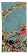 Quest For The Maharaja's Ruby Beach Towel