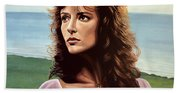 Rachel Ward Beach Towel