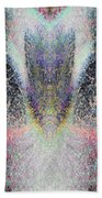 Radiant Seraphim Beach Towel by Christopher Gaston